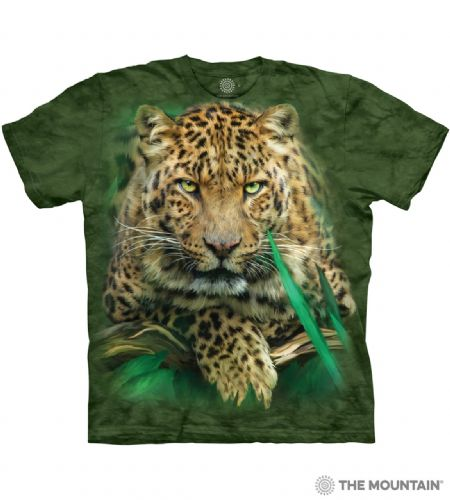 Majestic Leopard T-shirt | The Mountain®